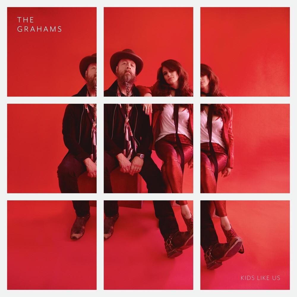 The Grahams - Kids Like Us [LP]