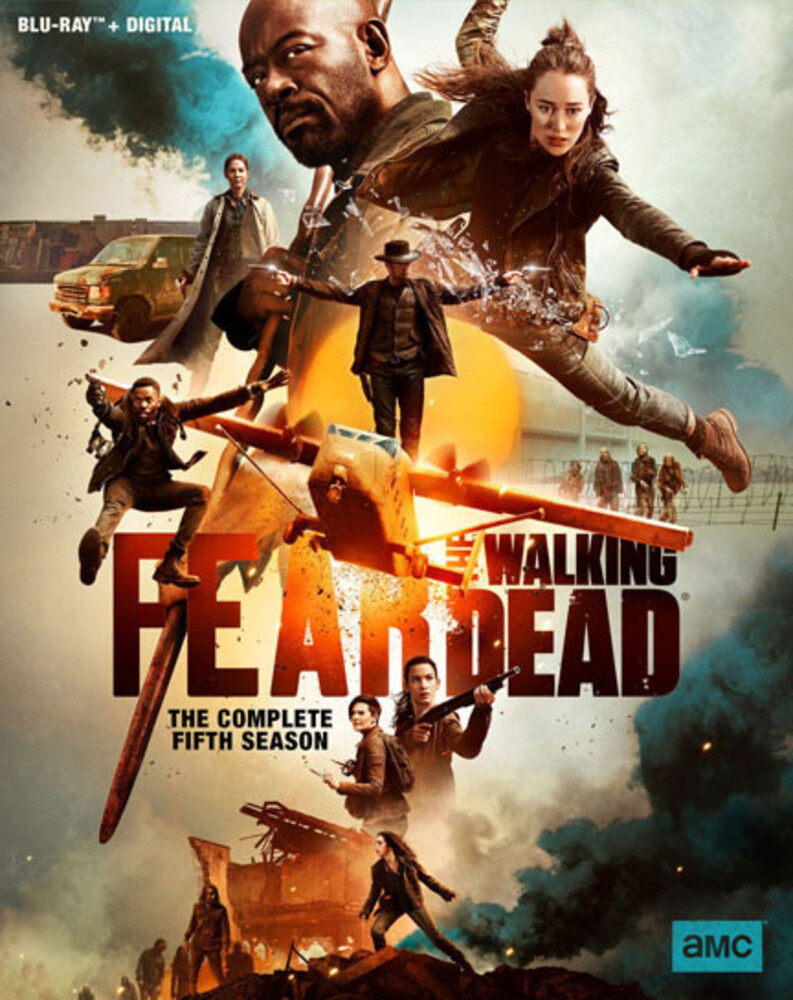 Fear The Walking Dead [TV Series] - Fear The Walking Dead: The Complete Fifth Season