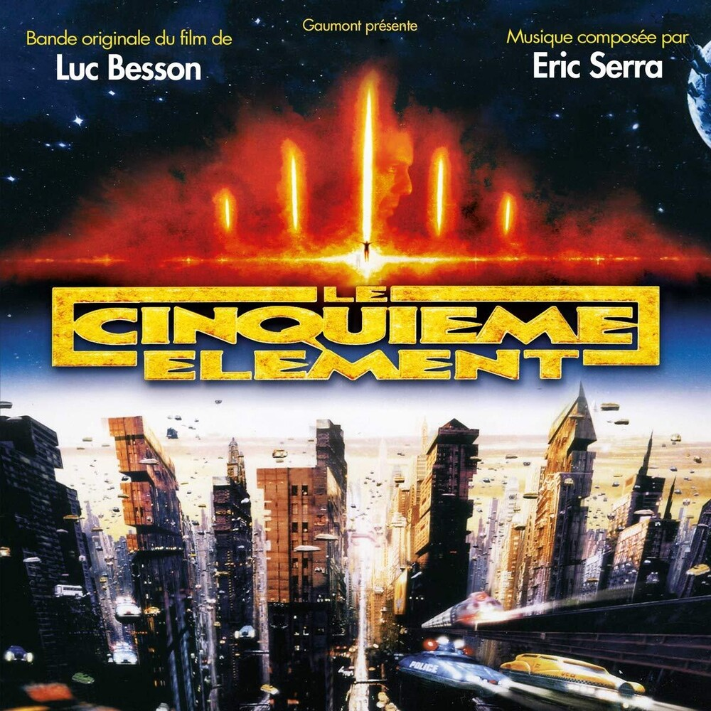 Eric Serra Can - Le Cinquieme Element / O.S.T. (Can)