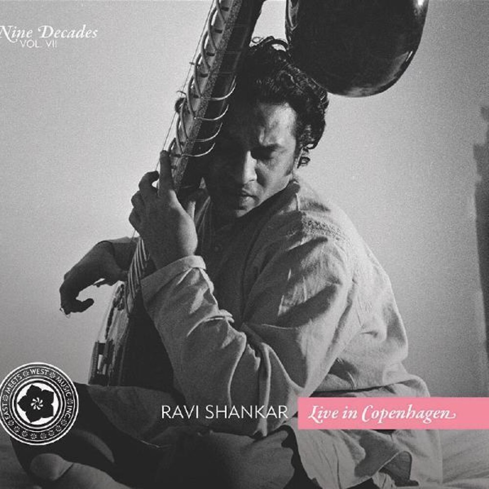 Ravi Shankar - Nine Decades Vol. 7: Live In Copenhagen