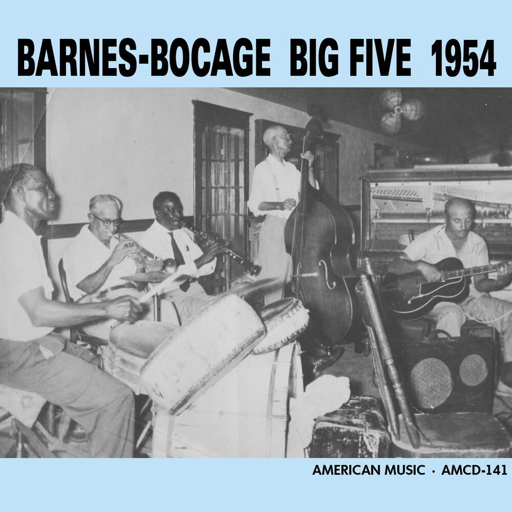 Emile Barnes - San Jacinto Hall 1954
