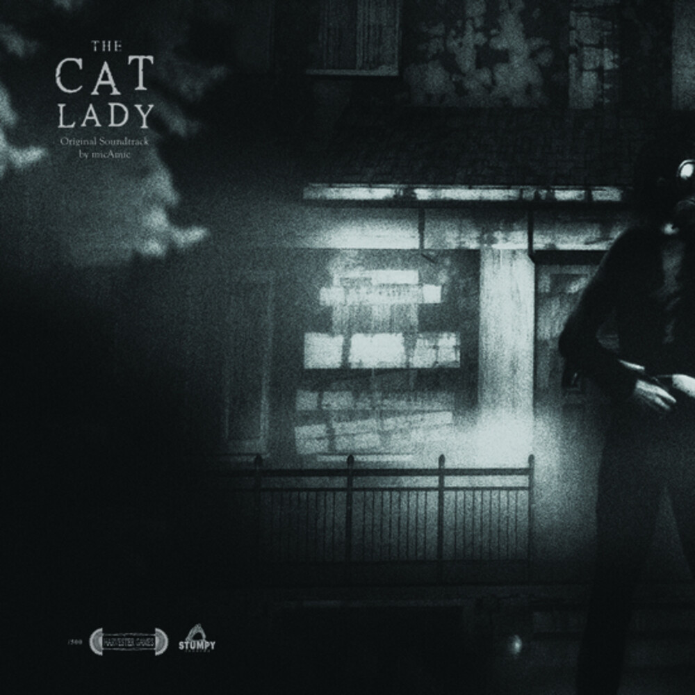 Michal Michalski Gate Ltd - Cat Lady / O.S.T. (Gate) [Limited Edition]