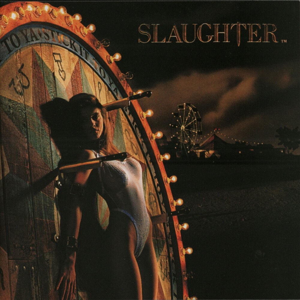 Slaughter - Stick It To Ya [Limited Edition Audiophile Gold LP]