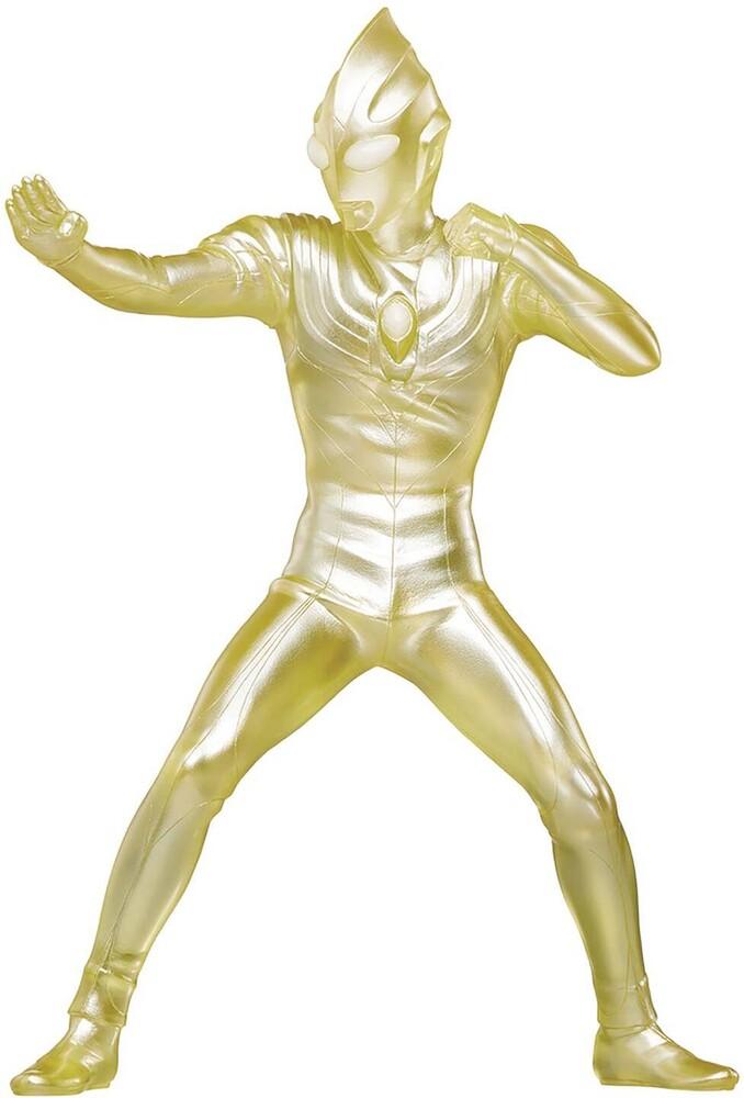 Banpresto - BanPresto - Ultraman Tiga Hero's Brave Statue Glitter Figure