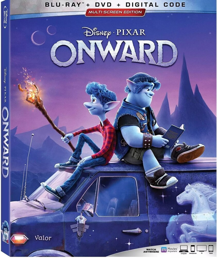 Onward [Disney Movie] - Onward