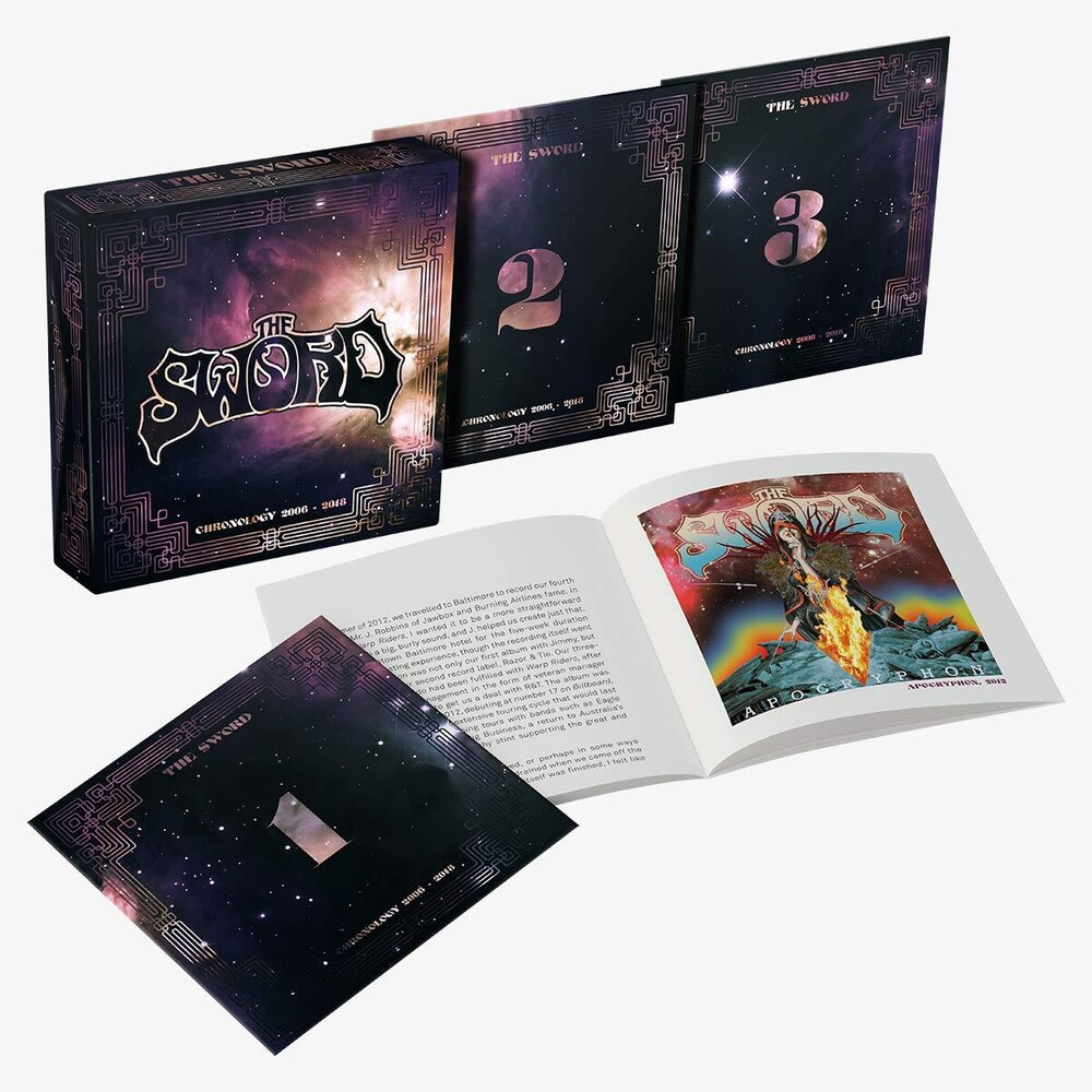 The Sword - Chronology: 2006-2018 [3 CD Box Set]