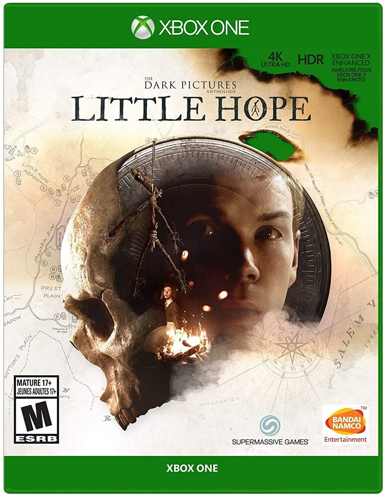 Xb1 Dark Pictures - Little Hope - The Dark Pictures - Little Hope for Xbox One