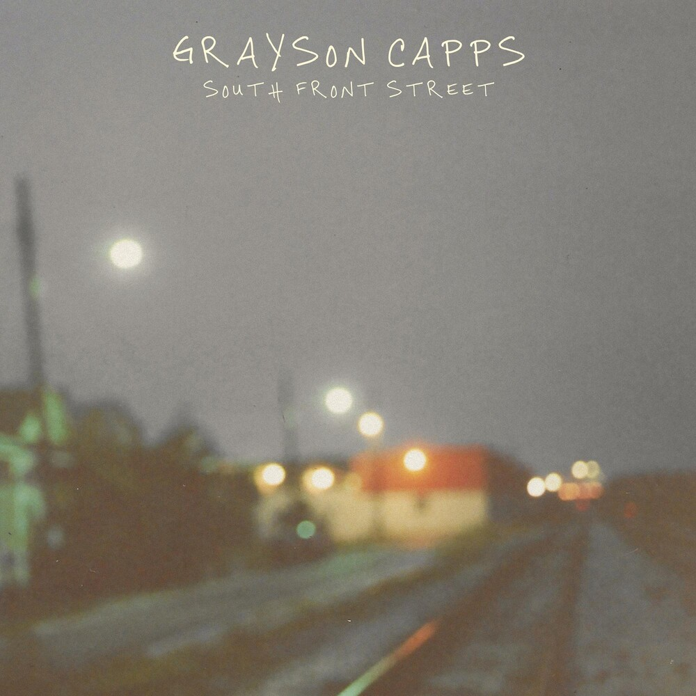 Grayson Capps - South Front Street [2LP]