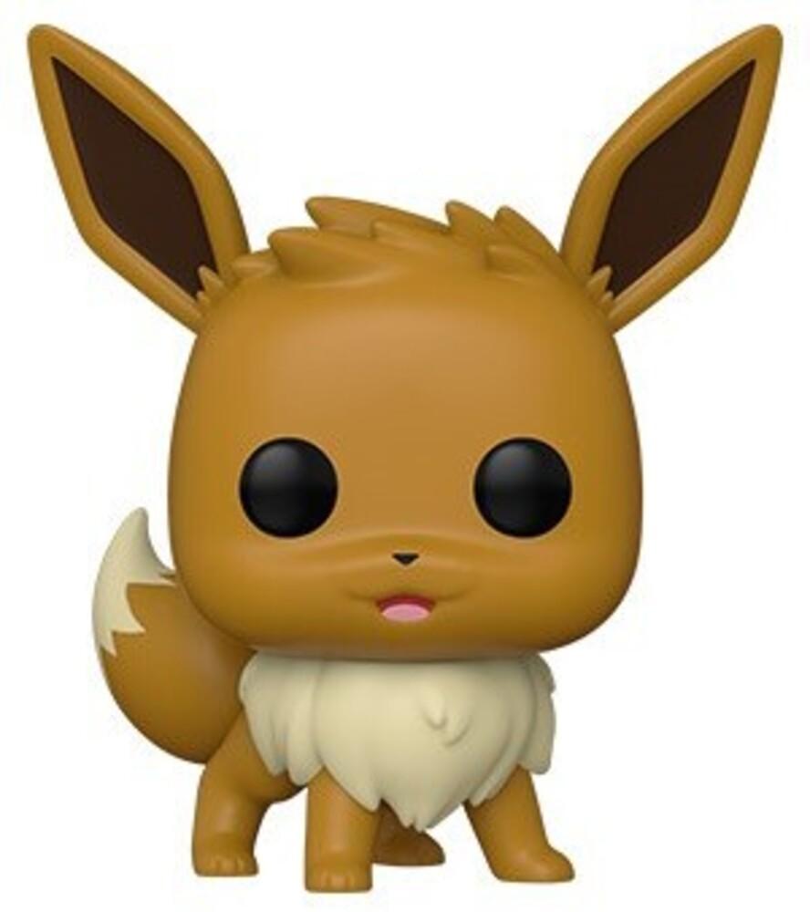 - FUNKO POP! GAMES: Pokemon- Eevee