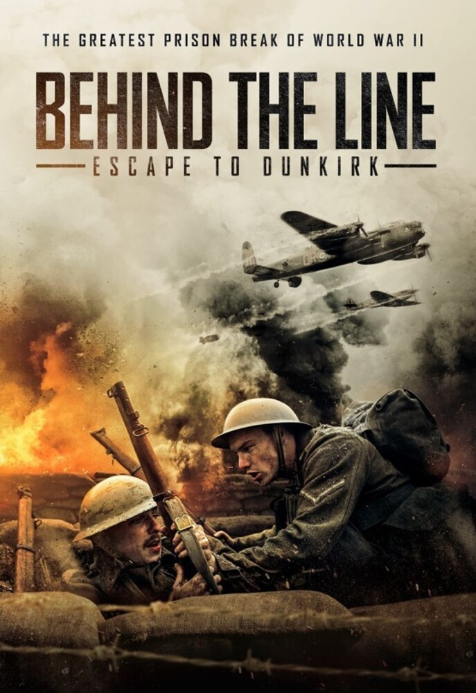 Behind the Line - Escape to Dunkirk DVD - Behind The Line: Escape To Dunkirk / (Ws)