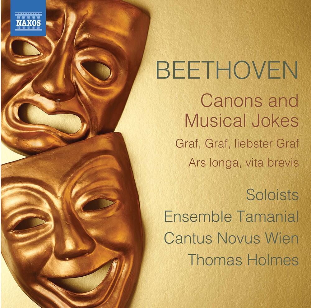 Beethoven / Cantus Novus Wien / Holmes - Canons & Musical Jokes