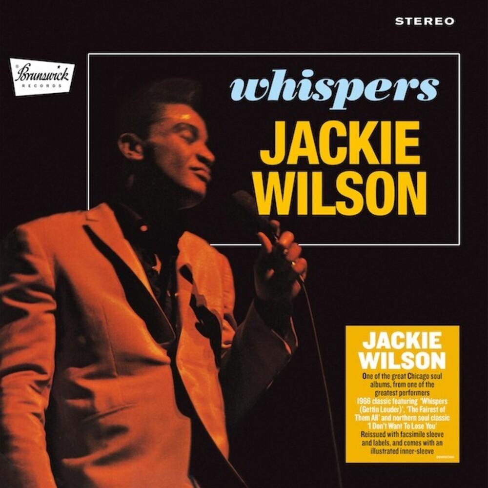 Jackie Wilson - Whispers (Blk) (Ofgv) (Uk)