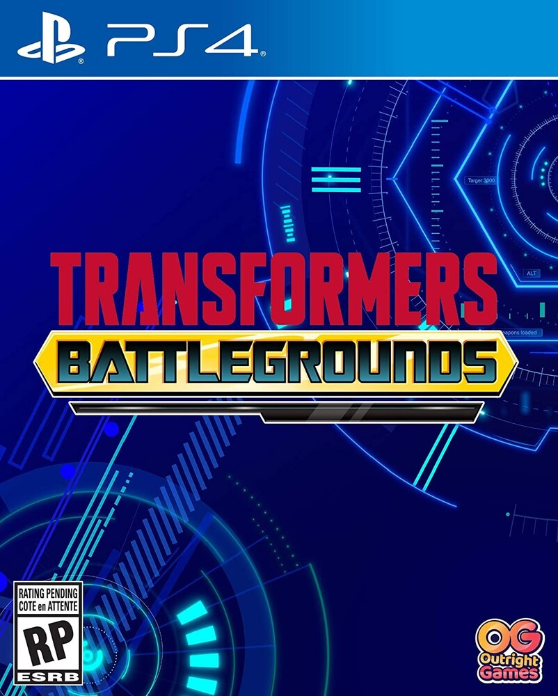 - Ps4 Transformers: Battlegrounds