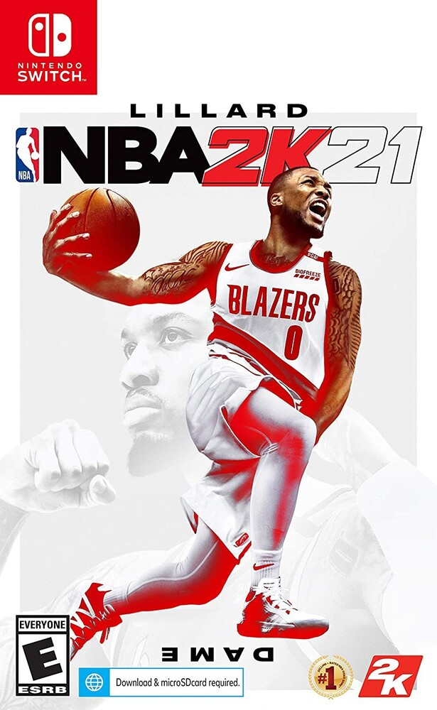 Swi NBA 2K21 - NBA 2K21 for Nintendo Switch