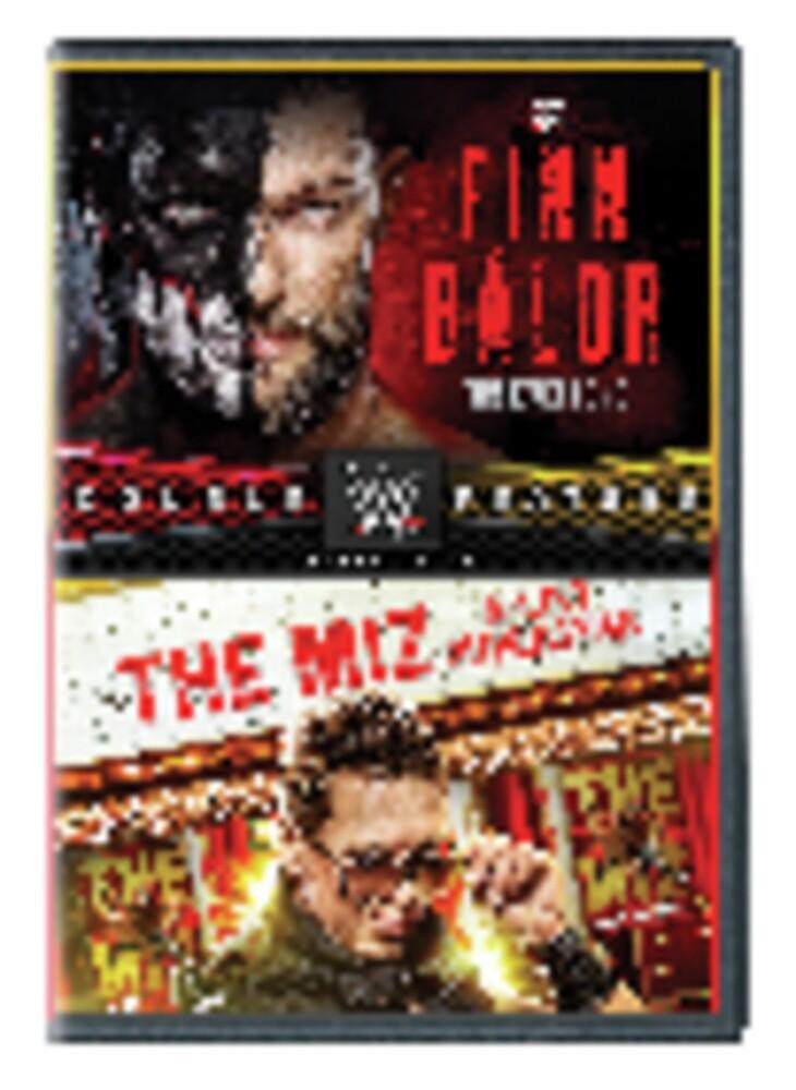 Finn Balor - Wwe: Miz / Fin Balor (2pc) / (Amar)
