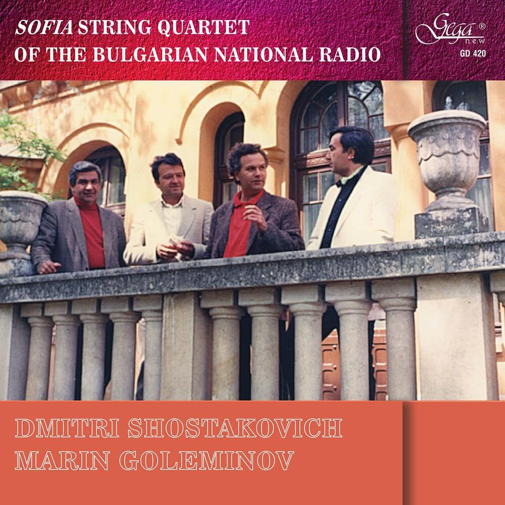 Sofia String Quartet - Shostakovich & Goleminov