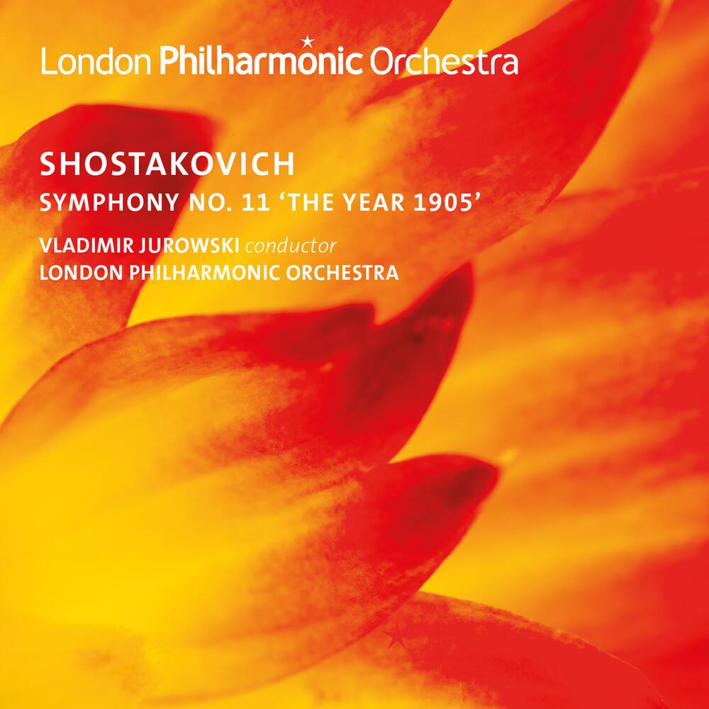 London Philharmonic Orchestra / Vladimir Jurowski - Shostakovich: Symphony No. 11