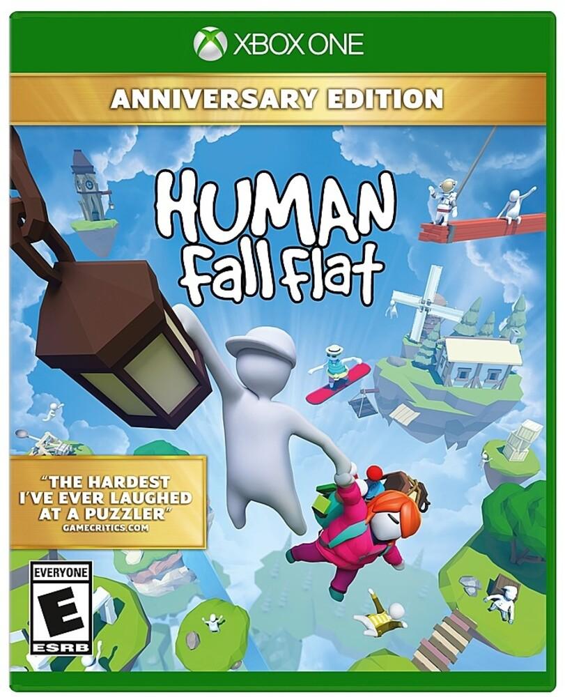 Xb1 Human: Fall Flat Anniversary Edition - Xb1 Human: Fall Flat Anniversary Edition