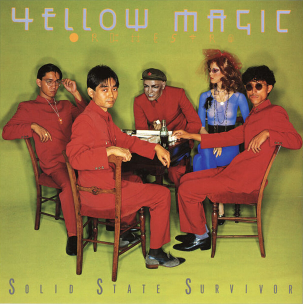 Yellow Magic Orchestra - Solid State Survivor (Standard Edition) [Clear Vinyl]