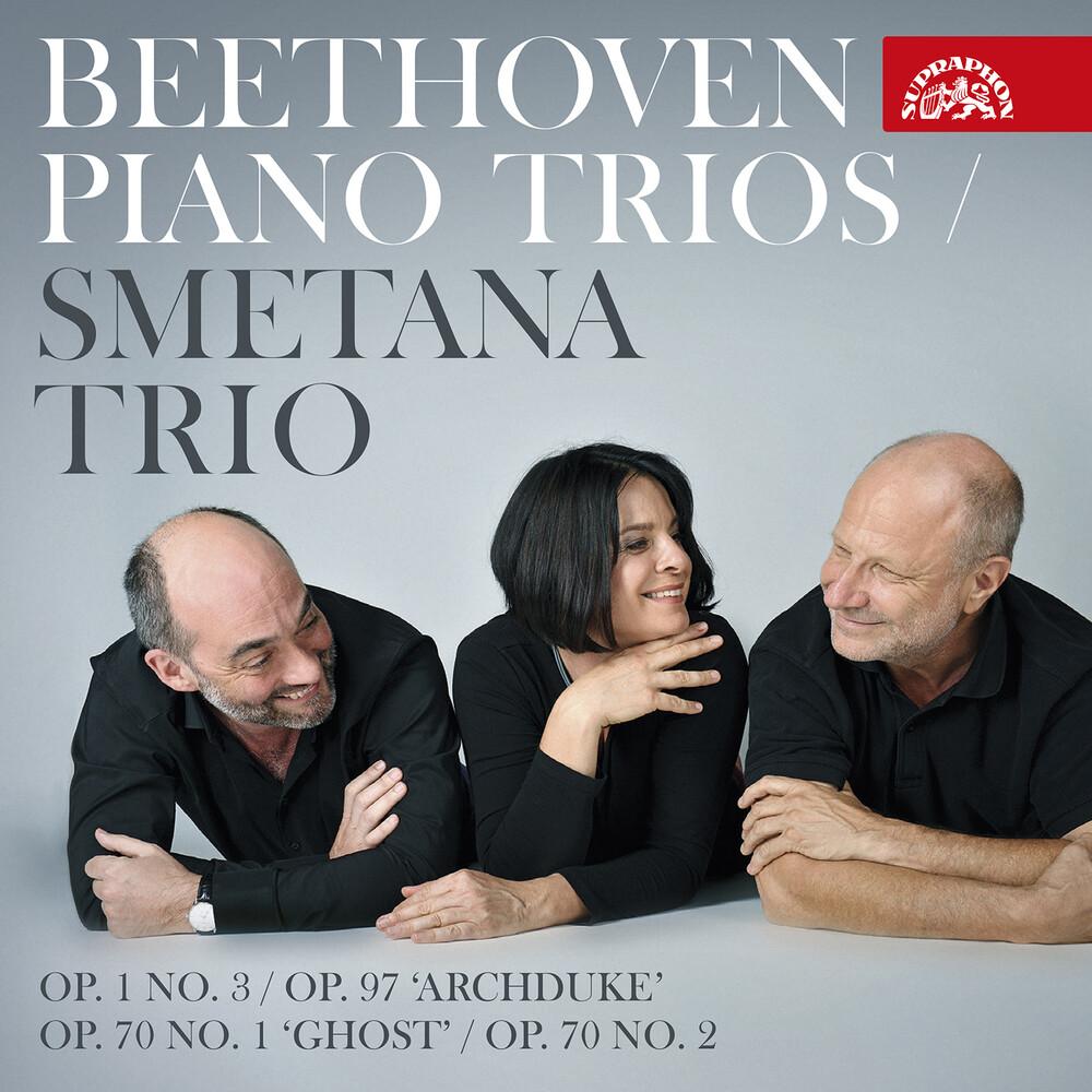 Beethoven / Smetana Trio - Piano Trios (2pk)