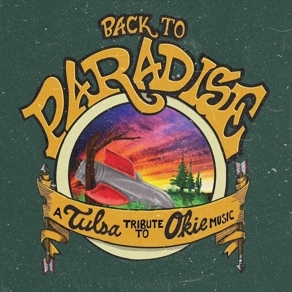 Back To Paradise - A Tulsa Tribute To / Various - Back To Paradise - A Tulsa Tribute To / Various