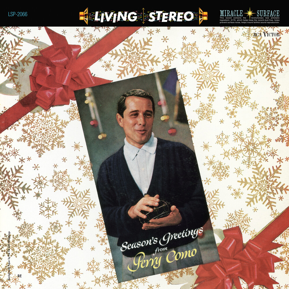 Perry Como - Seasons Greetings From Perry Como [LP]
