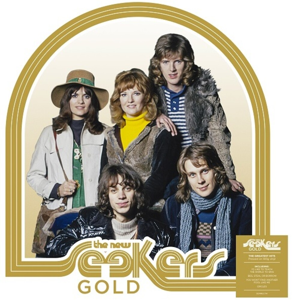 New Seekers - Gold (Blk) (Ofgv) (Uk)