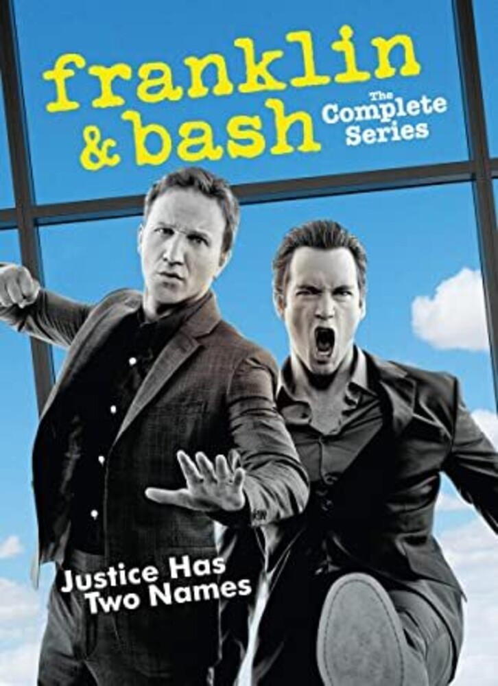 Franklin & Bash: Complete Series - Franklin & Bash: Complete Series (8pc) / (Box Ws)