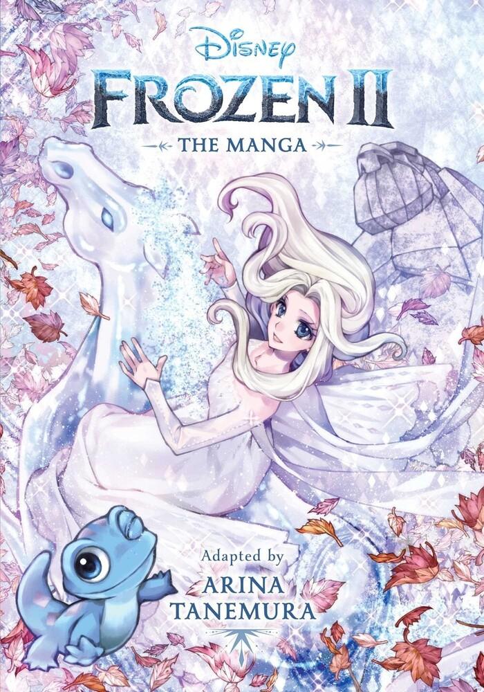 Tanemura, Arina - Disney Frozen 2: The Manga