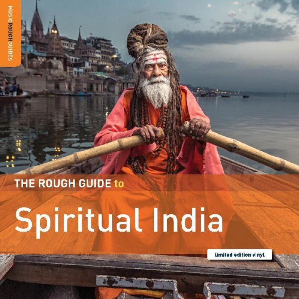 Rough Guide To Spiritual India / Various - Rough Guide To Spiritual India / Various
