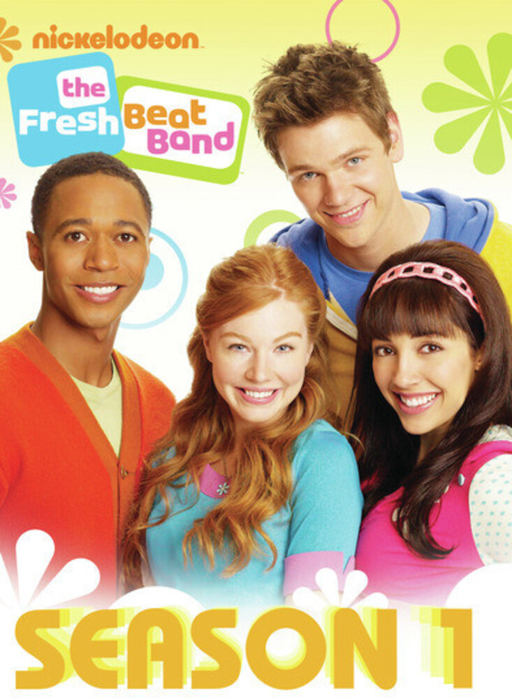 - Fresh Beat Band: Season 1 (4pc) / (Mod)