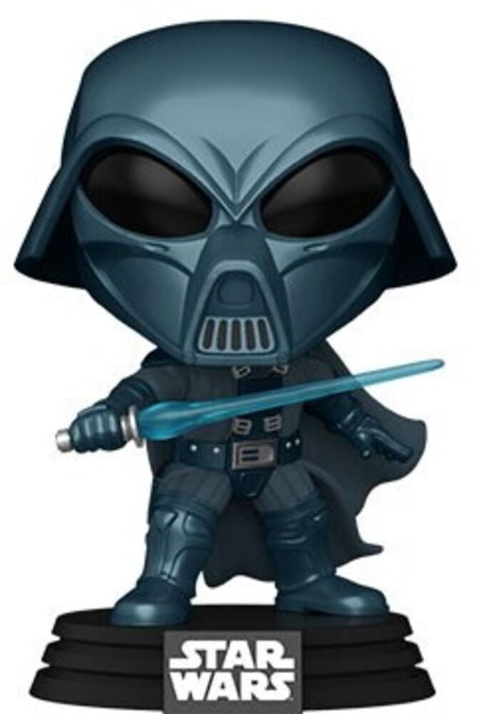 Funko Pop! Star Wars: - FUNKO POP! STAR WARS: Star Wars Concept- Alternate Vader