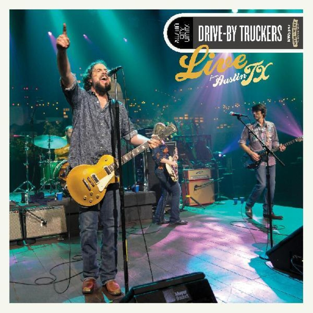 Drive-By Truckers - Live From Austin, TX [2LP]