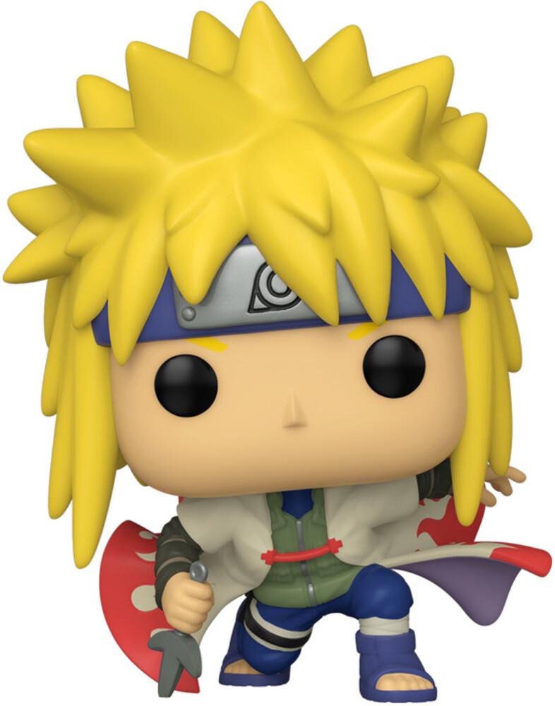 - FUNKO POP! ANIMATION: Naruto- Minato Namikaze