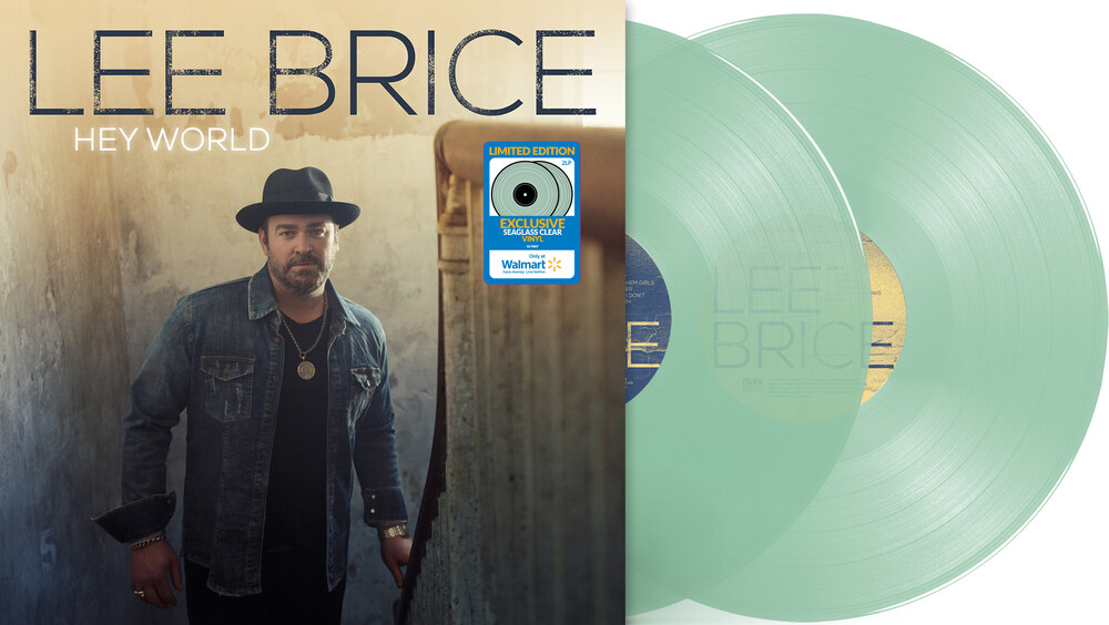 Lee Brice - Hey World (Walmart Exclusive)