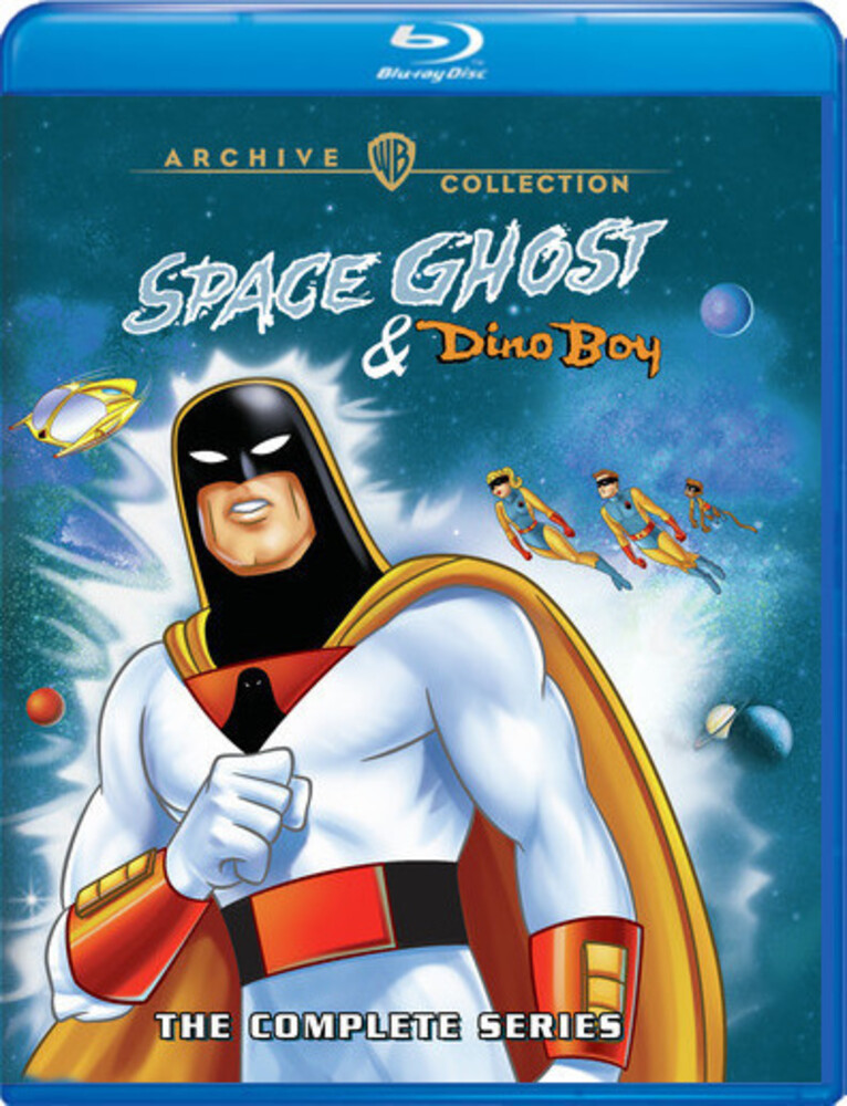 - Space Ghost & Dino Boy: The Complete Series