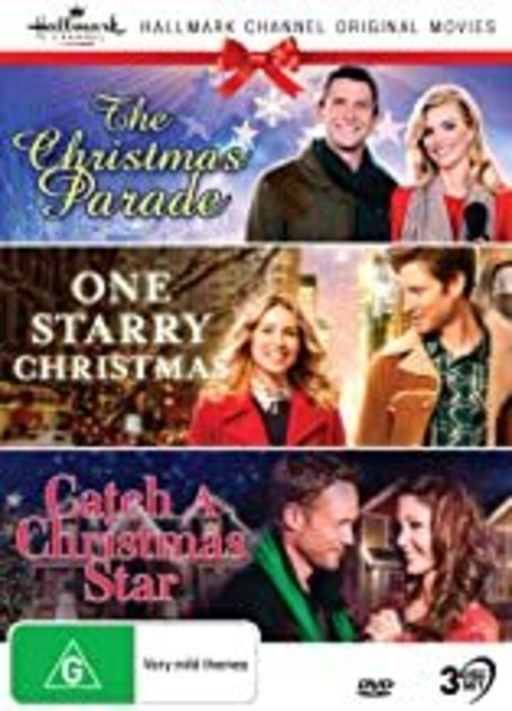 Hallmark Xmas 7: Xmas Parade / 1 Starry / Catch - Hallmark Christmas 7 (The Christmas Parade / One Starry Christmas / Catch A Christmas Star) [NTSC/0]