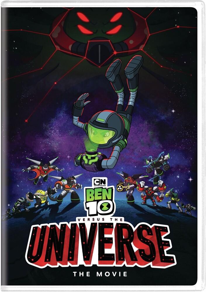 - Ben 10 Vs The Universe: Movie / (Ecoa)