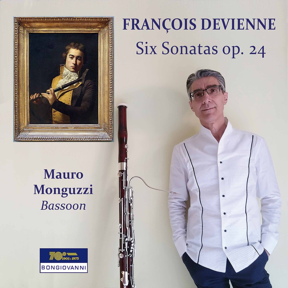 Mauro Monguzzi - Six Sonatas 24