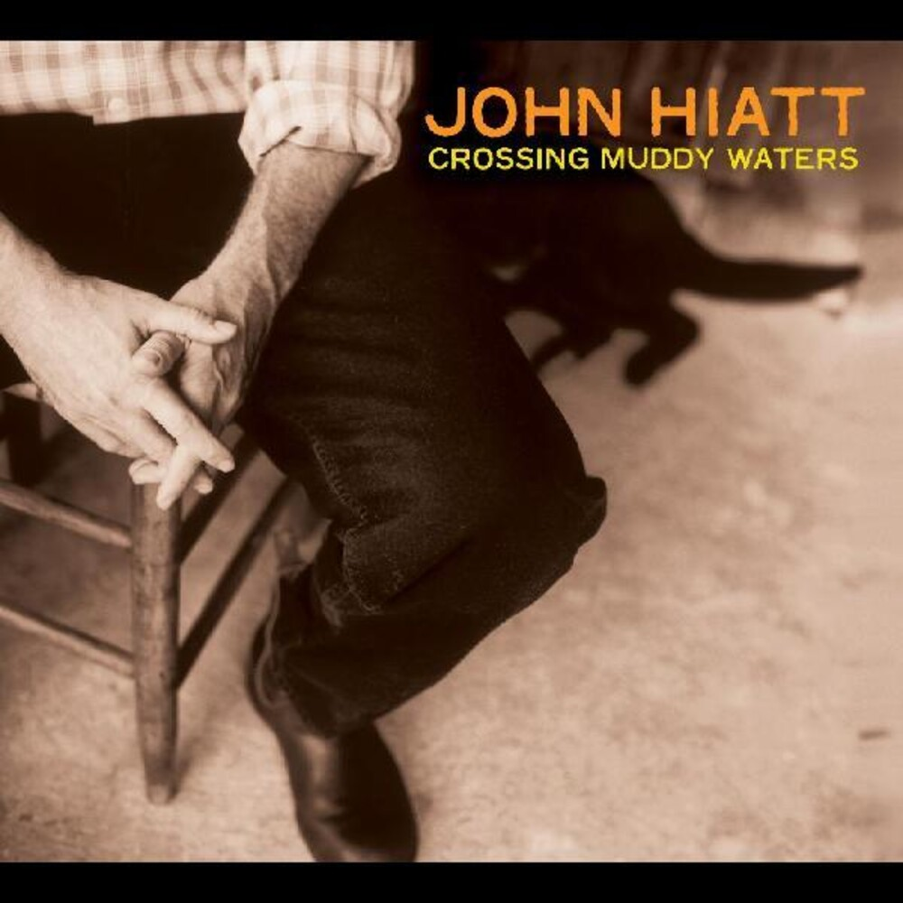 John Hiatt - Crossing Muddy Waters [Limited Edition Green/White LP]