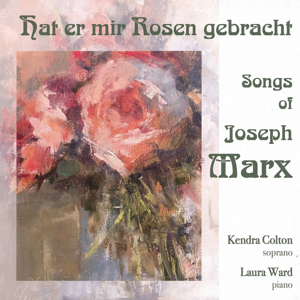 Kendra Colton - Hat Er Mir Rosen Gebracht