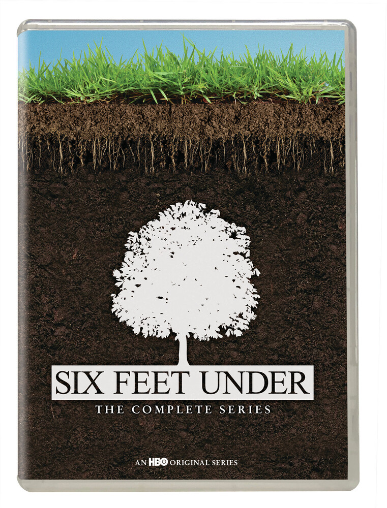 Mo Collins - Six Feet Under: Complete Series (24pc) / (Box)