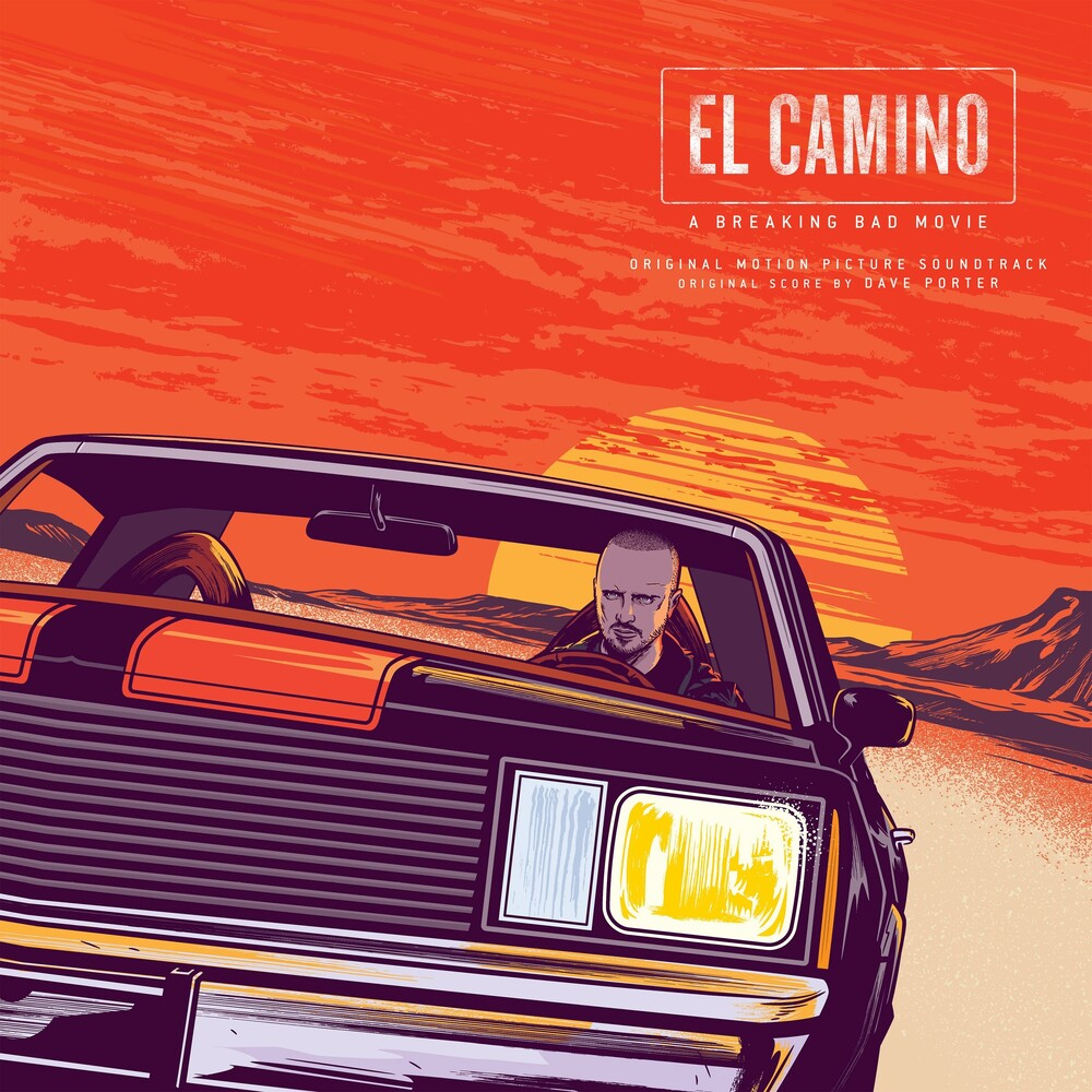 Dave Porter Ogv - El Camino: A Breaking Bad Movie (Ogv)