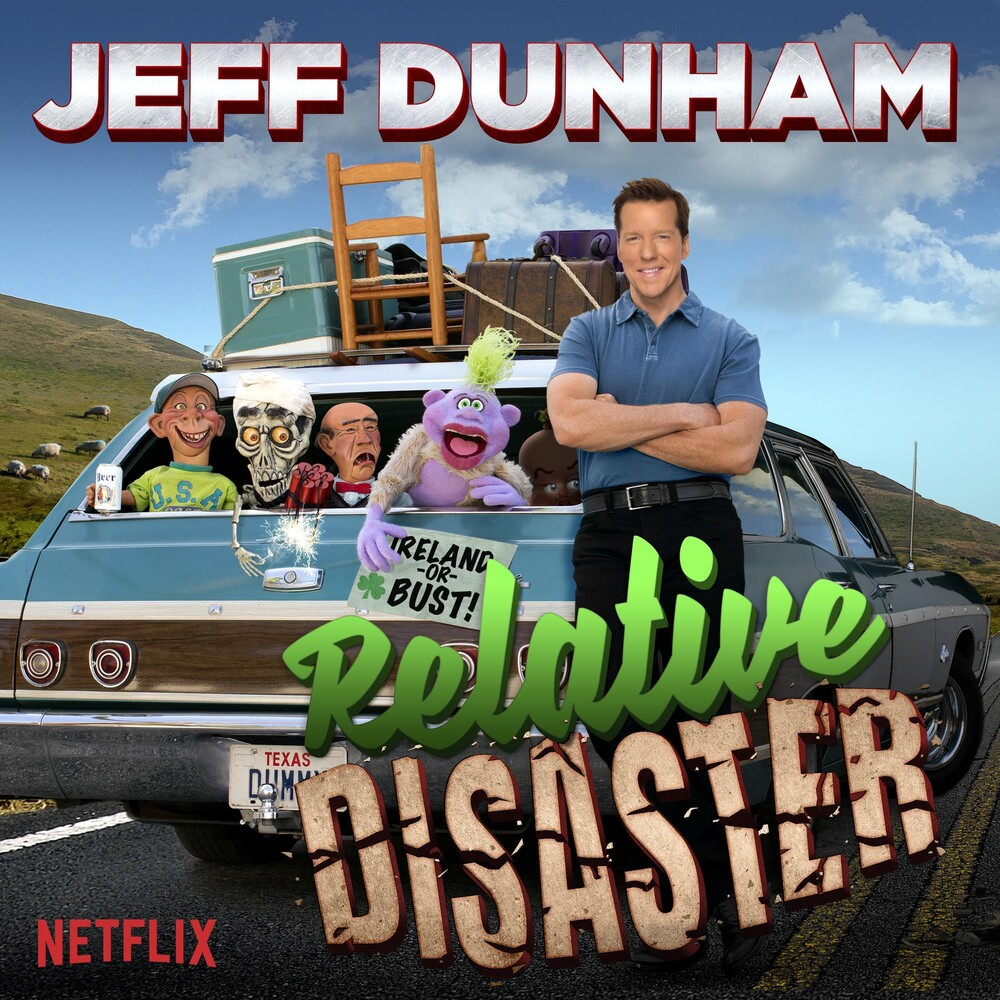 Jeff Dunham - Relative Disaster