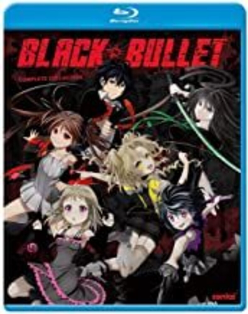 Black Bullet - Black Bullet (2pc) / (Anam Sub)