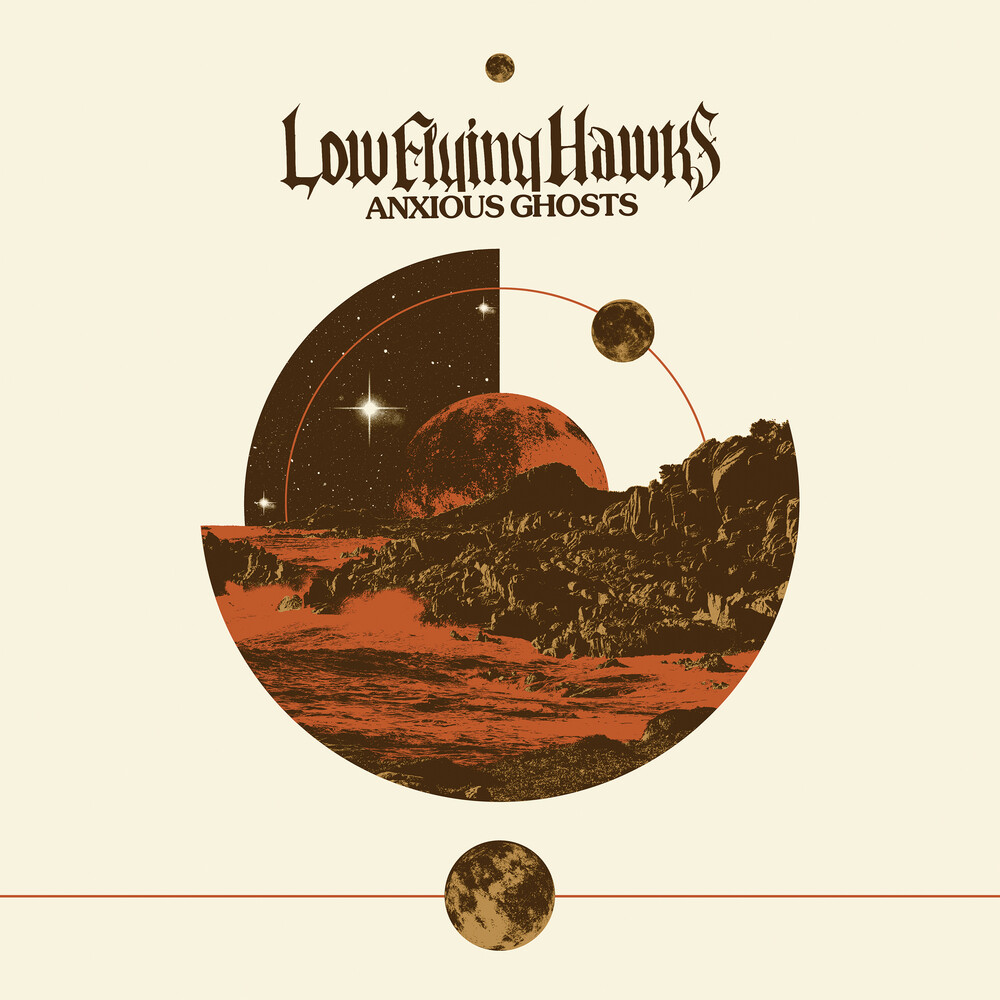 Lowflyinghawks - Anxious Ghosts [Digipak]