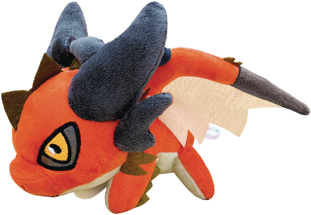 Good Smile Company - Good Smile Company - Monster Hunter Chibi Plush SafijIIva