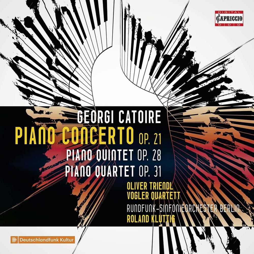 Oliver Triendl - Piano Concerto 21