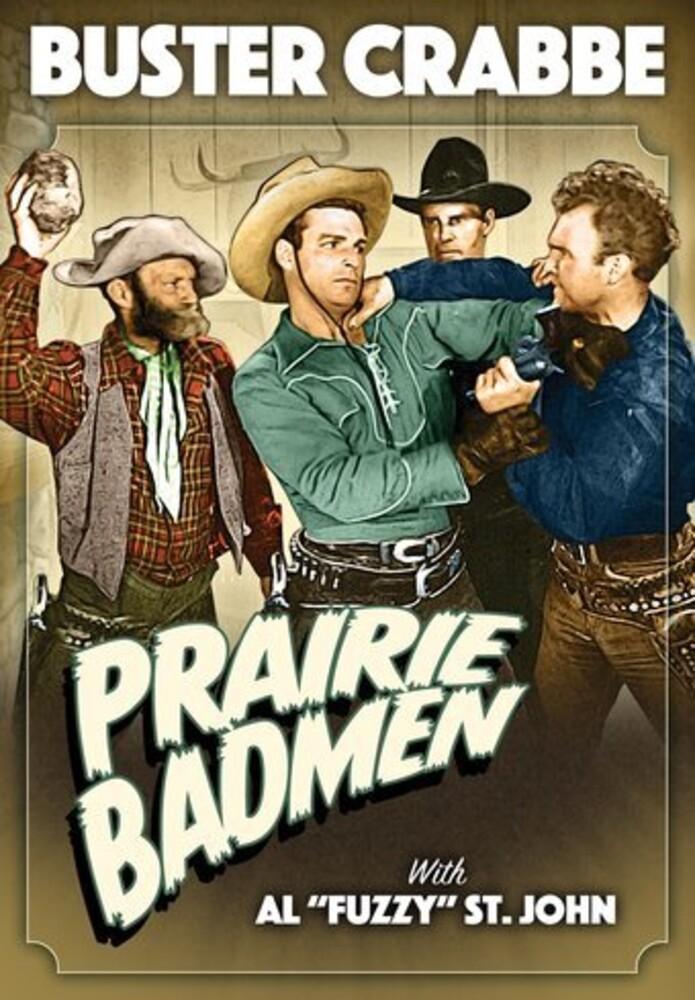 Prairie Badmen - Prairie Badmen