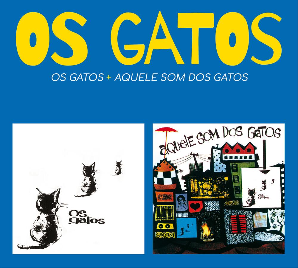 Os Gatos / Eumir Deodato - Os Gatos / Aquele Som Dos Gatos